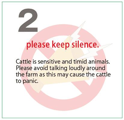 please keep silence.